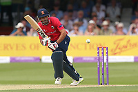Ravi Bopara in batting action for Essex during Essex Eagles vs Notts Outlaws, Royal London One-Day Cup Semi-Final Cricket at The Cloudfm County Ground on 16th June 2017