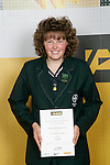 Girls Yachting winner Bianca Barbarich Bacher. ASB College Sport Young Sportperson of the Year Awards 2007 held at Eden Park on November 15th, 2007.