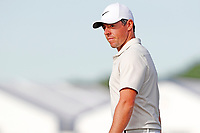 Rory McIlroy (NIR) walks the 17th hole during the second round of the 118th U.S. Open Championship at Shinnecock Hills Golf Club in Southampton, NY, USA. 15th June 2018.<br /> Picture: Golffile | Brian Spurlock<br /> <br /> <br /> All photo usage must carry mandatory copyright credit (&copy; Golffile | Brian Spurlock)