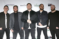 LOS ANGELES - FEB 21:   David Doyle, Noely Musgrave, Andy Lestrange, Kurtis Wade, Leo Cassandro, VINCI at the 2019 Oscar Wilde Awards at the Bad Robot on February 21, 2019 in Santa Monica, CA