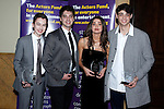 LOS ANGELES - DEC 3: Hayden Byerly, David Lambert, Maia Mitchell, Noah Centineo at The Actors Fund's Looking Ahead Awards at the Taglyan Complex on December 3, 2015 in Los Angeles, California