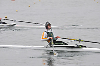 075 WindsorBoysSch J17A.1x..Marlow Regatta Committee Thames Valley Trial Head. 1900m at Dorney Lake/Eton College Rowing Centre, Dorney, Buckinghamshire. Sunday 29 January 2012. Run over three divisions.