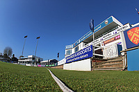 General view of ground during Essex CCC vs Lancashire CCC, Specsavers County Championship Division 1 Cricket at The Cloudfm County Ground on 7th April 2017