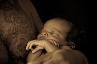 Newborn Photos of Brandon Parker