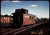 D&amp;RGW caboose #0505<br /> D&amp;RGW