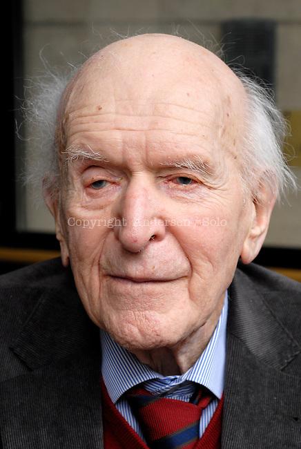Hans Keilson, German/Dutch writer, in 2011.