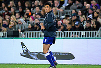 Assistant referee Shuhei Kubo during the Rugby Championship rugby union match between the New Zealand All Blacks and South Africa Springboks at Westpac Stadium in Wellington, New Zealand on Saturday, 27 July 2019. Photo: Dave Lintott / lintottphoto.co.nz