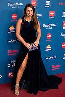 Paula Echevarría attends to the photocall of the Gala Sida at Palacio de Cibeles in Madrid. November 21, 2016. (ALTERPHOTOS/Borja B.Hojas) //NORTEPHOTO.COM