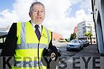 Tony O'Brien retiring from Bus Eireann.