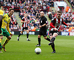 John Fleck of Sheffield Utd during the Championship match at Bramall Lane Stadium, Sheffield. Picture date 16th September 2017. Picture credit should read: Jamie Tyerman/Sportimage