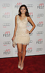 HOLLYWOOD, CA - NOVEMBER 08: Blanca Blanco arrives at the 'Lincoln' premiere during the 2012 AFI FEST at Grauman's Chinese Theatre on November 8, 2012 in Hollywood, California.