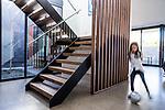 SA Glossy Home magazine. Townhouse,  5 Mitchell St, Hyde Park.,  Photo : NIck Clayton