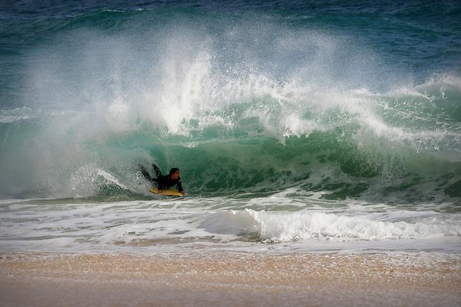 Cornish Beach break shoredump