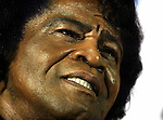 The Godfather of Soul - Music legend James Brown.