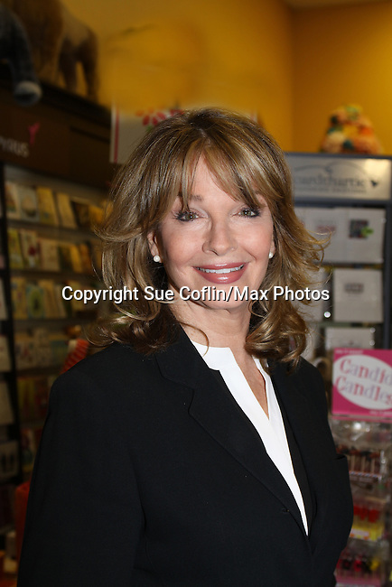 "Days of Our Lives Deidre Hall at the Days of our Lives ""Better Living"" book signing as fans got to meet the cast on Septermber 23, 2013 at Books & Greetings, Northvale, New Jersey.  (Photo by Sue Coflin/Max Photos)"