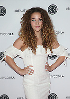 LOS ANGELES, CA - AUGUST 11: Sofie Dossi, at Beautycon Festival Los Angeles 2019 - Day 2 at Los Angeles Convention Center in Los Angeles, California on August 11, 2019. <br /> CAP/MPIFS<br /> ©MPIFS/Capital Pictures