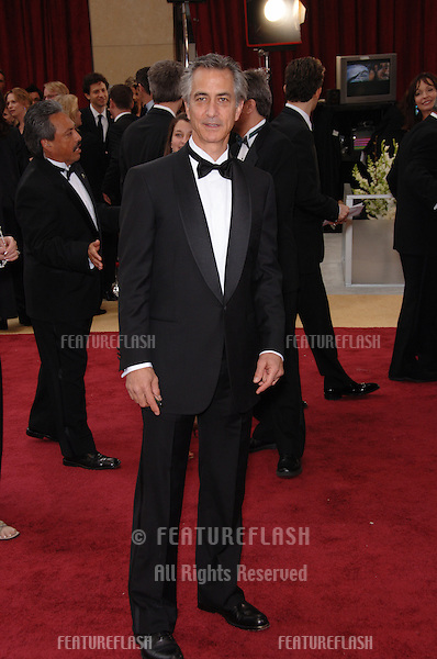 DAVID STRATHAIRN at the 78th Annual Academy Awards at the Kodak Theatre in Hollywood..March 5, 2006  Los Angeles, CA.© 2006 Paul Smith / Featureflash