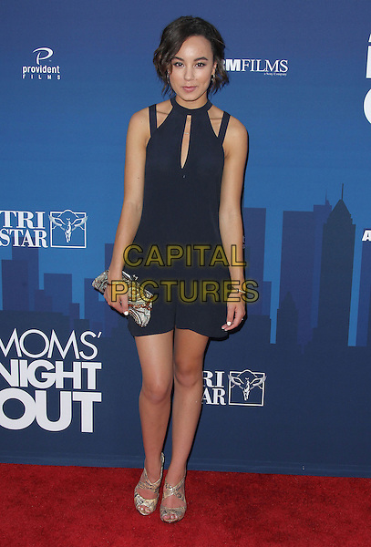 29 April 2014 - Hollywood, California - Savannah Jayde. &quot;Moms' Night Out&quot; World Premiere held at the TCL Chinese Theatre.  <br /> CAP/ADM/FS<br /> &copy;Faye Sadou/AdMedia/Capital Pictures