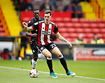 Ben Heneghan of Sheffield Utd during the Professional Development U23 match at Bramall Lane, Sheffield. Picture date 4th September 2017. Picture credit should read: Simon Bellis/Sportimage