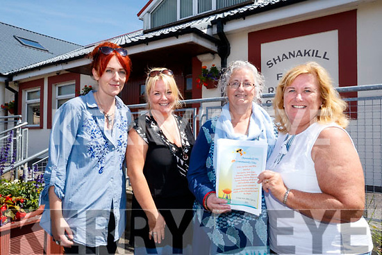 Pictured at the launch of a Family Fun Day being organised by the Shanakill Family Resource Centre are Nicola Moore, Sinead Donnelly, Marian Moore and Bernie O'Carroll.