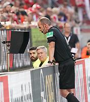 14.09.2019: 1. FSV Mainz 05 vs. Hertha BSC Berlin