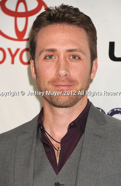 BURBANK, CA - SEPTEMBER 29: Philippe Cousteau  arrives at the 2012 Environmental Media Awards at Warner Bros. Studios on September 29, 2012 in Burbank, California.