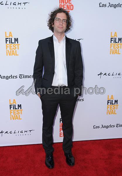 "16 June 2017 - Hollywood, California - Kyle Mooney. LA Film Festival screening of ""Brigsby Bear"" held at ArcLight Hollywood in Hollywood. Photo Credit: Birdie Thompson/AdMedia"