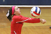 Volleyball - St. Bede Academy against Hall