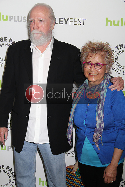 Scott Wilson and Heavenly Koh Wilson<br />