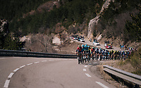 76th Paris-Nice 2018<br /> stage 6: Sisteron &gt; Vence (198km)