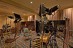 2013 04 25 Plaza Meeting Rooms setup for Gatsby press interviews