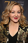 Geneva Carr attends the 75th Annual Theatre World Awards at The Neil simon Theatre  on June 3, 2019  in New York City.