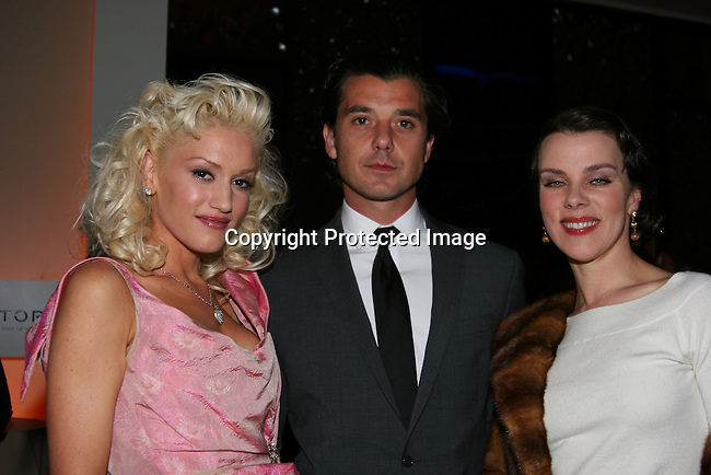 Gwen Stefani, Gavin Rossdale &amp; Debi Mazar<br />