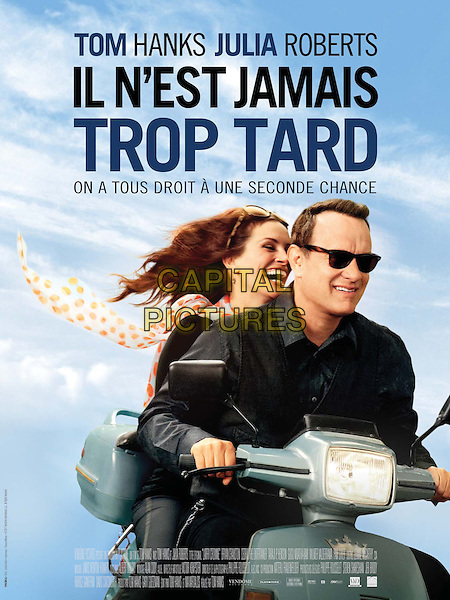 FRENCH POSTER ART<br /> in Larry Crowne (2011) <br /> (Il n'est jamais trop tard)<br /> *Filmstill - Editorial Use Only*<br /> CAP/NFS<br /> Image supplied by Capital Pictures