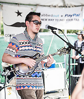 Johnny Saito at SXSW 2012 in Austin, TX.