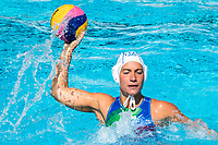 BIANCONI Roberta ITA<br /> ITA (white cap) -  CAN (blue cap)<br /> Water Polo<br /> Day03  16/07/2017 <br /> XVII FINA World Championships Aquatics<br /> Alfred Hajos Complex Margaret Island  <br /> Budapest Hungary July 15th - 30th 2017 <br /> Photo @ Deepbluemedia/Insidefoto