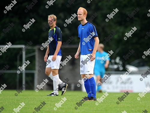 2012-07-28 / Voetbal / seizoen 2012-2013 / KFC De Kempen / Laurens Van den Brande..Foto: Mpics.be