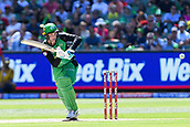 10th February 2019, Melbourne Cricket Ground, Melbourne, Australia; Australian Big Bash Cricket, Melbourne Stars versus Sydney Sixers;  Peter Handscomb of the Melbourne Stars plays a ball down the leg side