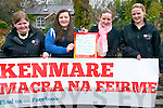 Kenmare Macra Na Feirme are inviting everyone to come along to a table quiz at Pobailscoil Inbhear Sceine on Good Friday night. <br /> L-R Sinead O' Shea (PRO), Kerry, Sandra and Theresa O'Shea.