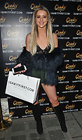 Tina Stinnes at the Wolfie Ciny x I Saw It First Christmas 2017 Collection launch party, Tape London, Hanover Square, London, England, UK, on Wednesday 08 November 2017.<br /> CAP/CAN<br /> &copy;CAN/Capital Pictures