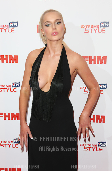 Helen Flanagan arriving for the FHM 100 Sexiest Women in the World 2013 party at the Sanderson Hotel, London. 01/05/2013 Picture by: Henry Harris / Featureflash