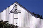 "Old white bar ""Steeley Stable,"" San Diego California, California Fine Art Photography by Ron Bennett,"