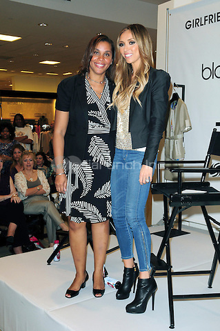 Giuliana Rancic Hosts Dress For Success Event Team Up for Girlfriends Giving Goodness host a series of career discussions to help women gain the confidence they need to re-enter the workforce at Bloomingdale's Aventura mall on January 20, 2011 in Miami, Florida. photo by MPI10/MediaPunch Inc.