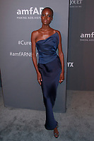 NEW YORK, NY - FEBRUARY 6: Madisin Rian arriving at the 21st annual amfAR Gala New York benefit for AIDS research during New York Fashion Week at Cipriani Wall Street in New York City on February 6, 2019. <br /> CAP/MPI99<br /> ©MPI99/Capital Pictures