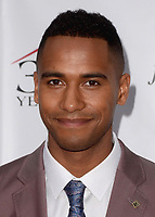 HOLLYWOOD, CA - APRIL 7:  Elliot Knight at the My Friend's Place 30th Anniversary Gala at the Hollywood Palladium on April 7, 2018 in Hollywood, California. (Photo by Scott KirklandPictureGroup)