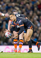 Picture by Allan McKenzie/SWpix.com - 23/03/2018 - Rugby League - Betfred Super League - Leeds Rhinos v Castleford Tigers - Elland Road, Leeds, England - Ben Roberts.