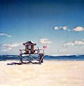 John Gillan Polaroid SX-70 color photograph