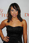 HOLLYWOOD, CA. - November 29: Cheryl Burke arrives at the Dizzy Feet Foundation's Inaugural Celebration Of Dance at the Kodak Theatre on November 29, 2009 in Hollywood, California.