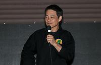 SAO PAULO, SP - 07.07.2017 - ANIME-FRIENDS - O Ator japon&ecirc;s, Kenji Oba, durante o Anime Friends nesta sexta-feira (07), no Expo Transam&eacute;rica, na regi&atilde;o sul de S&atilde;o Paulo. O ator foi protagonista na s&eacute;rie Ninja Jiraiya, sucesso na d&eacute;cada de 1980 e 1990.<br /> <br /> (foto: Fabricio Bomjardim / Brazil Photo Press)