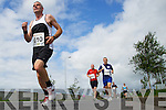 Denis Cahill and Philip O'Connor pictured at the Rose of Tralee International 10k Race in Tralee on Sunday.